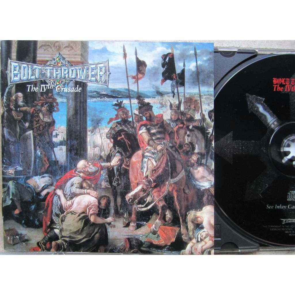 bolt thrower the 4th crusade