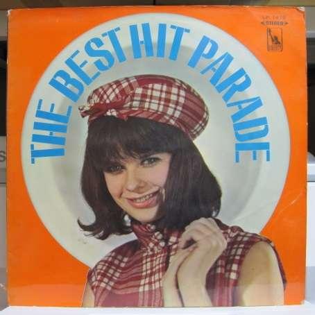 V.A. Best Hit Parade -red vinyl-