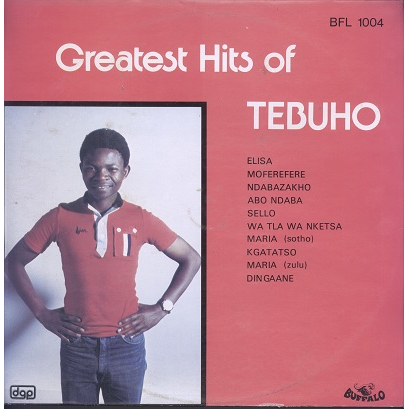 Tebuho Greatest hits