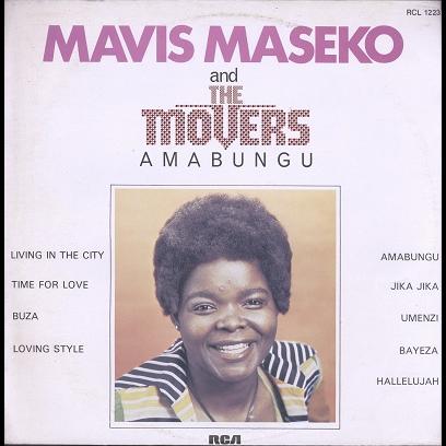 Mavis Maseko and the Movers Amabungu