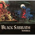 BLACK SABBATH - Forbidden (lp) Ltd Edit -Brazil - 33T