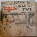 FELA ANIKULAPO KUTI - Coffin for Head of State - LP