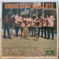 ORCHESTRE PAILLOTE - S/T - Diaraby - LP