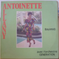 ANTOINETTE ALLANY & ORCHESTRE GENERATION - Bayimilo - LP