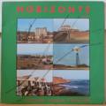 CONJUNTO MUSICAL FINACON - Horizonte Cabo Verde - LP