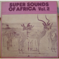 V--A FEAT. MAWEGO BAND, NAM LOLWE JAZZ - Super sounds of Africa vol 2 - LP