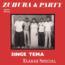 ZUHURA AND PARTY - Singetema - 33T