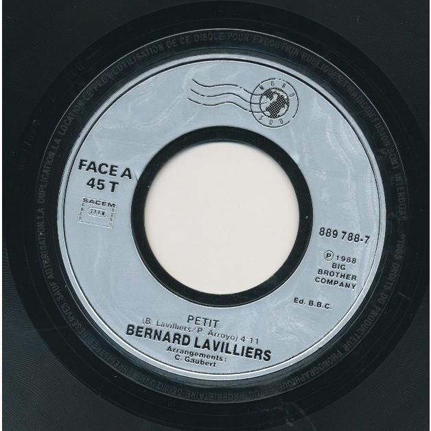BERNARD LAVILLIERS petit - nicaragua
