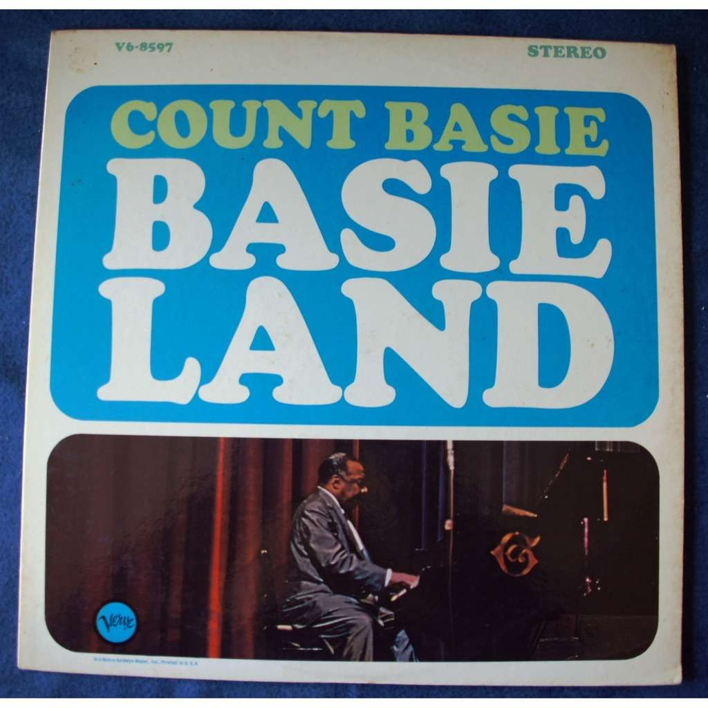 count basie BASIE LAND