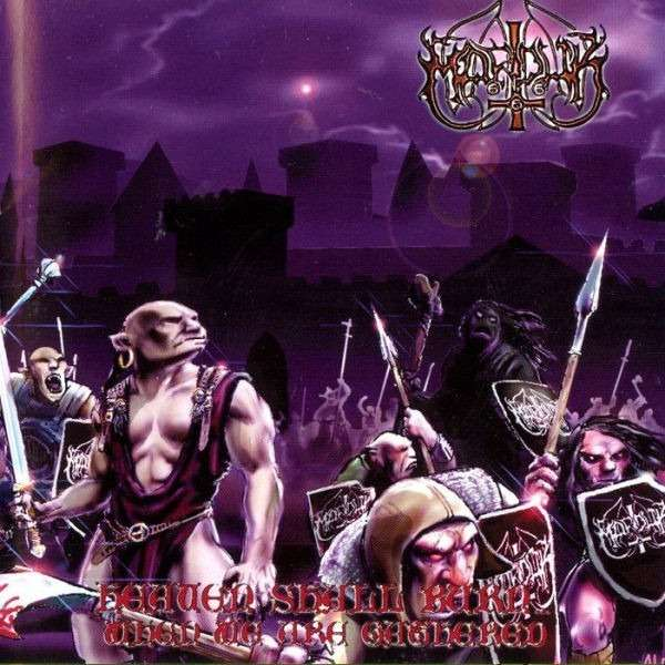 MARDUK Heaven Shall Burn...When we are Gathered