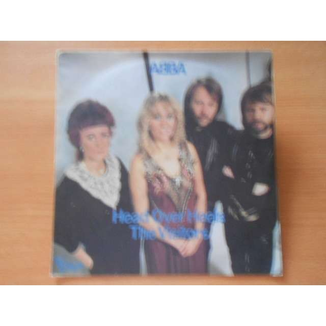 abba head over heels / the visitors