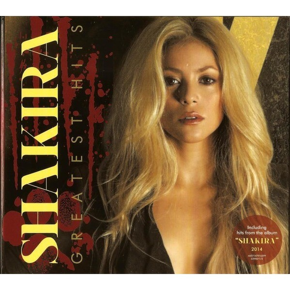 shakira Greatest hits