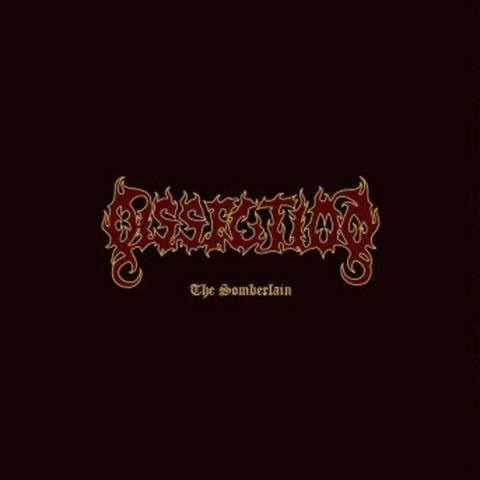 DISSECTION The Somberlain. Splatter Vinyl