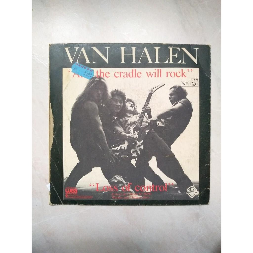 van halen and the cradle will rock