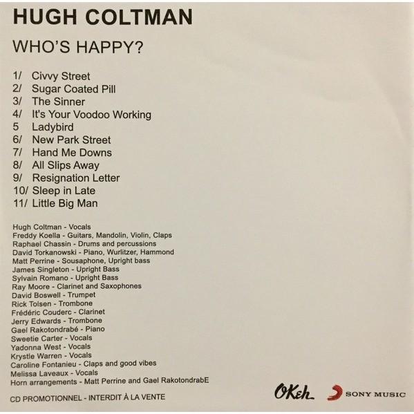 Hugh Coltman Who's happy ?