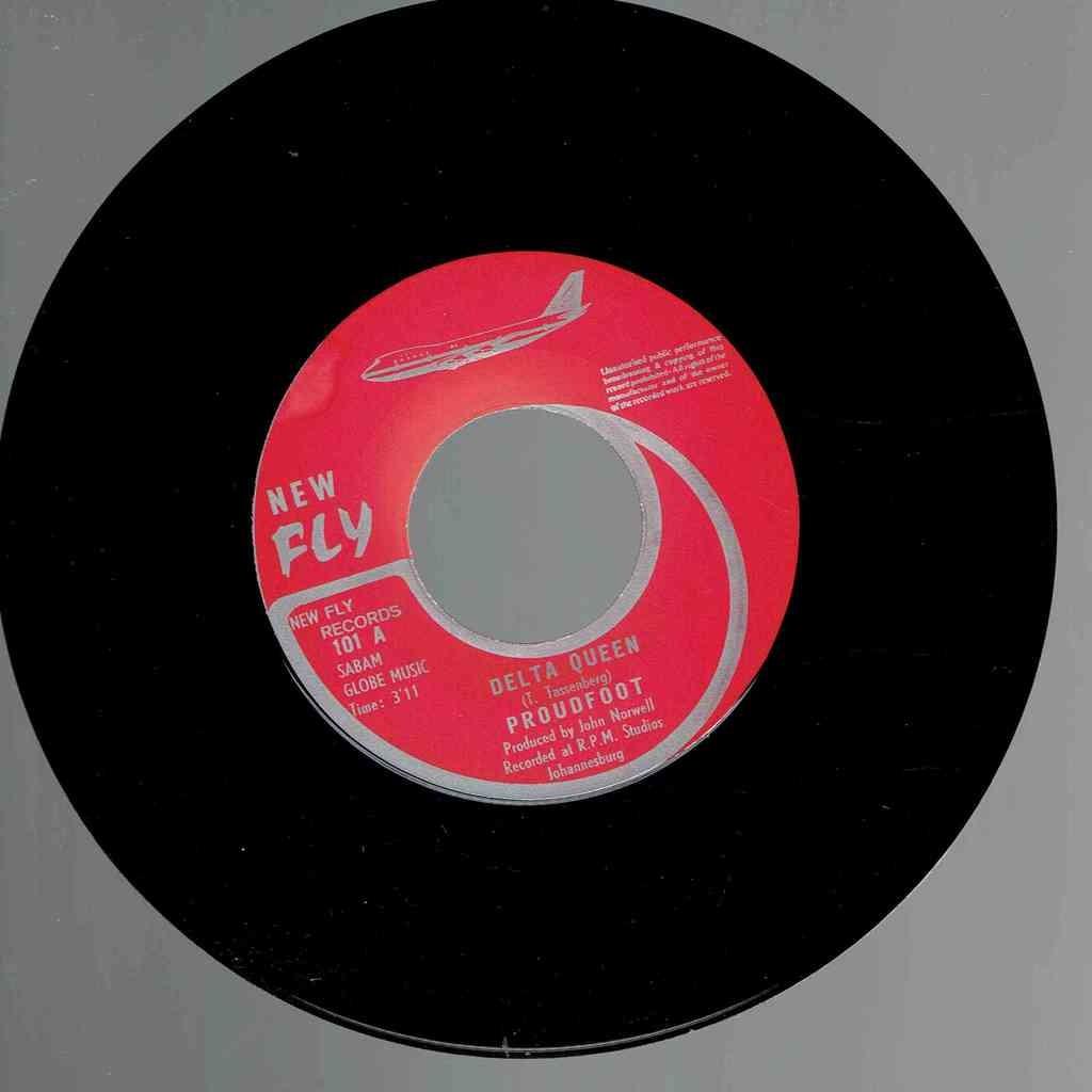 PROUDFOOT Delta Queen / Dela Blues