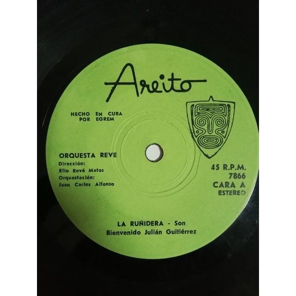 Orquesta Reve Changui campanero(changui)/La ruñidera(son)