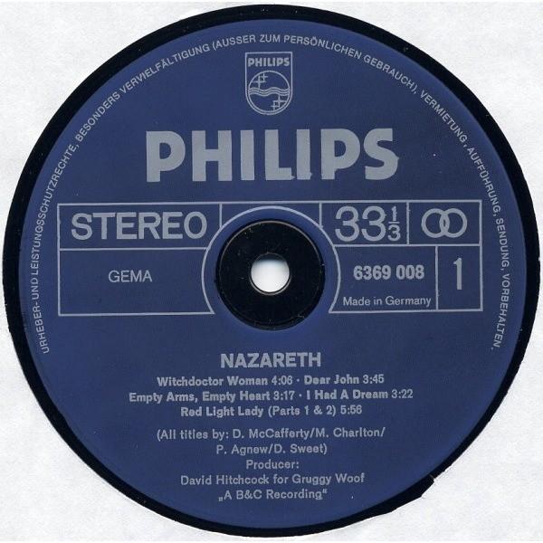 nazareth NAZARETH