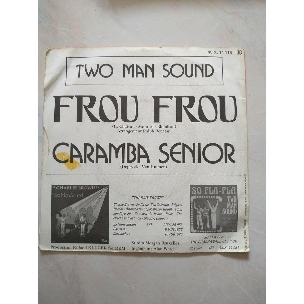 two man sound frou frou