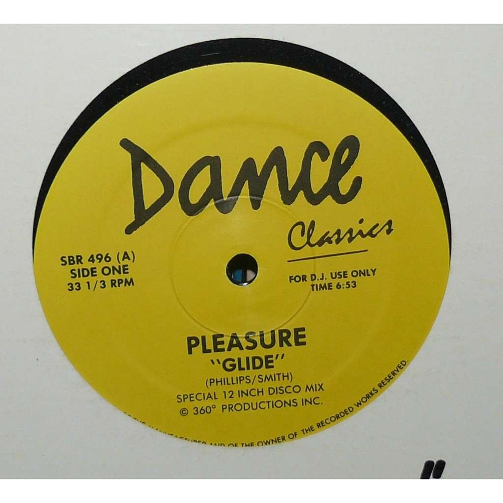 pleasure glide / the real thing