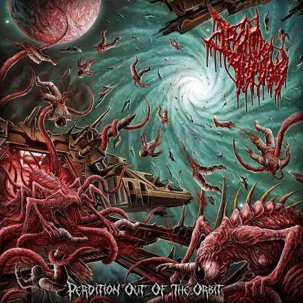 DRAIN OF IMPURITY Perdition Out Of The Orbit