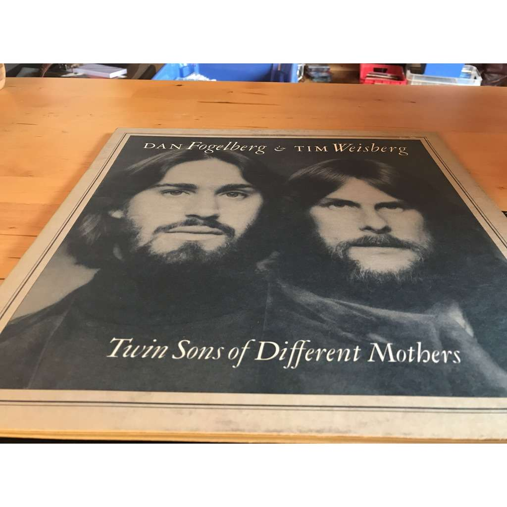 dan fogelberg & tim weisberg Twins sons of different mothers