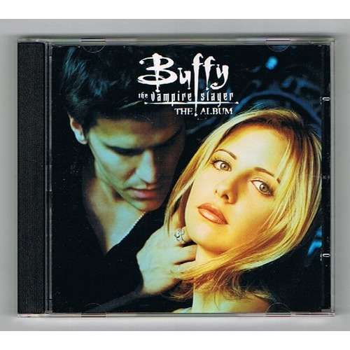 BUFFY the vampire slayer the album ( 18 titres )