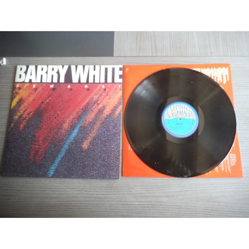barry white beware