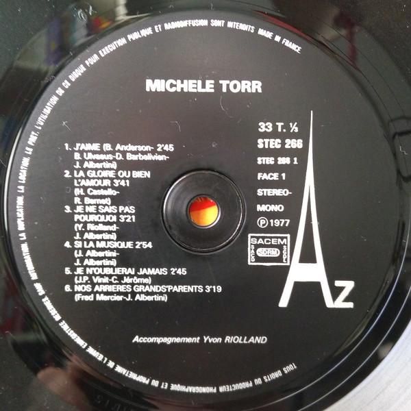 Michele TORR J'Aime