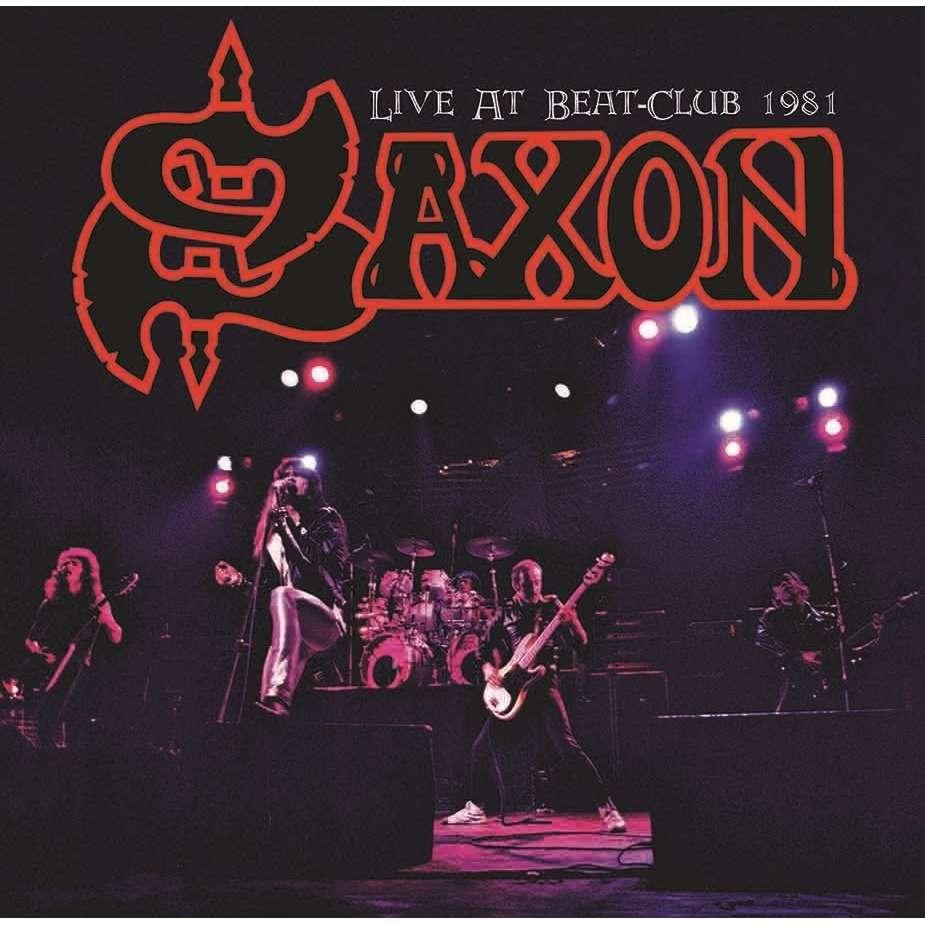 Saxon Live At Beat-Club 1981 (lp)