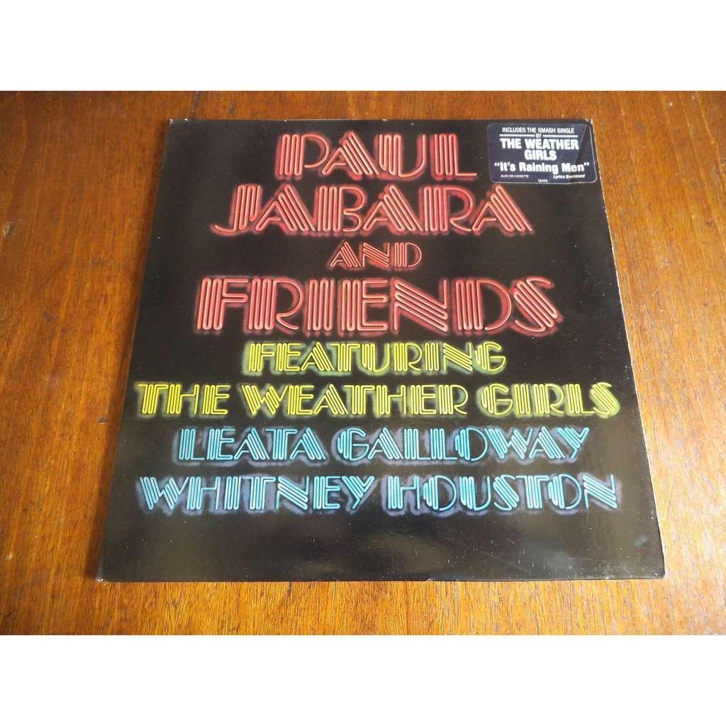 Jabara, Paul and Friends Featuring the Weather Girls, Leata Galloway, Whitney Houston