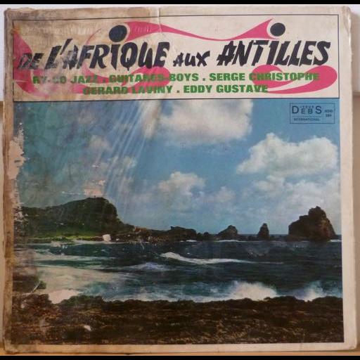 V--A Ry-Co jazz, Guitar boys, E. Gustave De l'Afrique aux Antilles