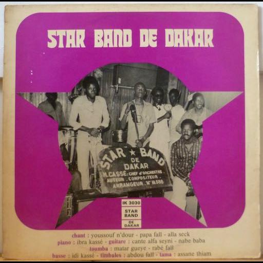 STAR BAND DE DAKAR S/T - Birame penda vagane
