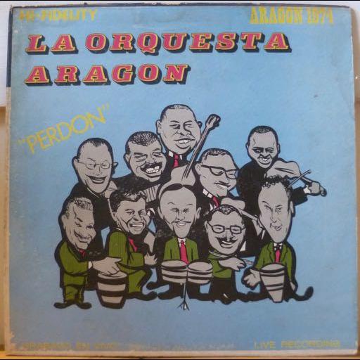 LA ORQUESTA ARAGON Perdon - Grabado en vivo Live recording