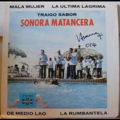 LA SONORA MATANCERA Nuevos exitos con la Sonora matancera