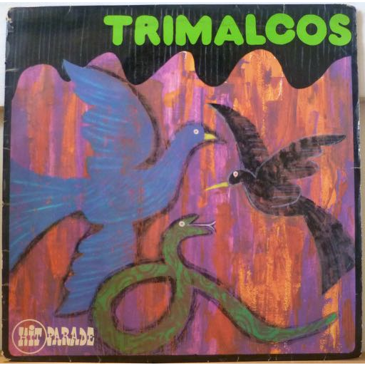 TRIMALCOS S/T - Pa trop moline