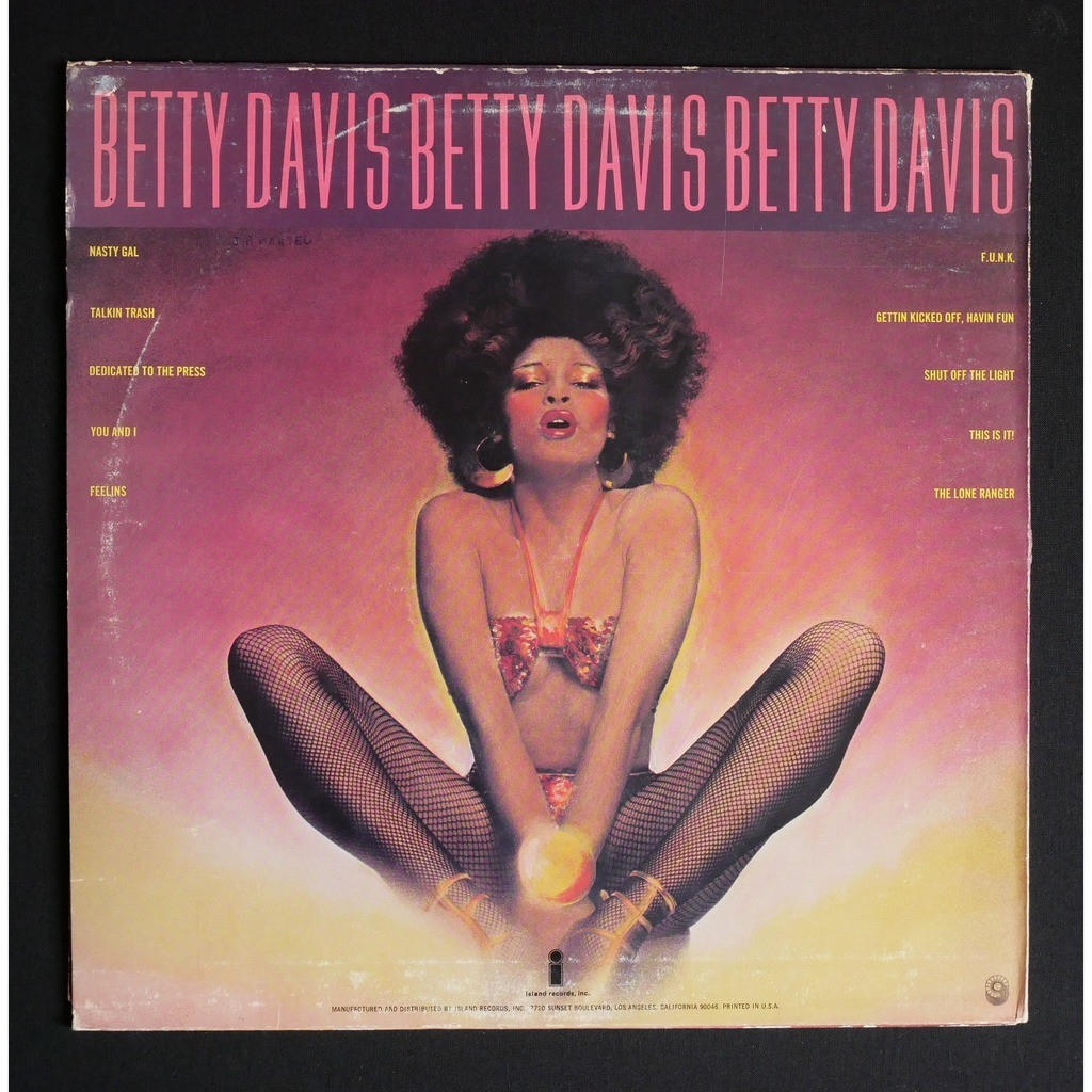 Betty Davis Nasty Gal