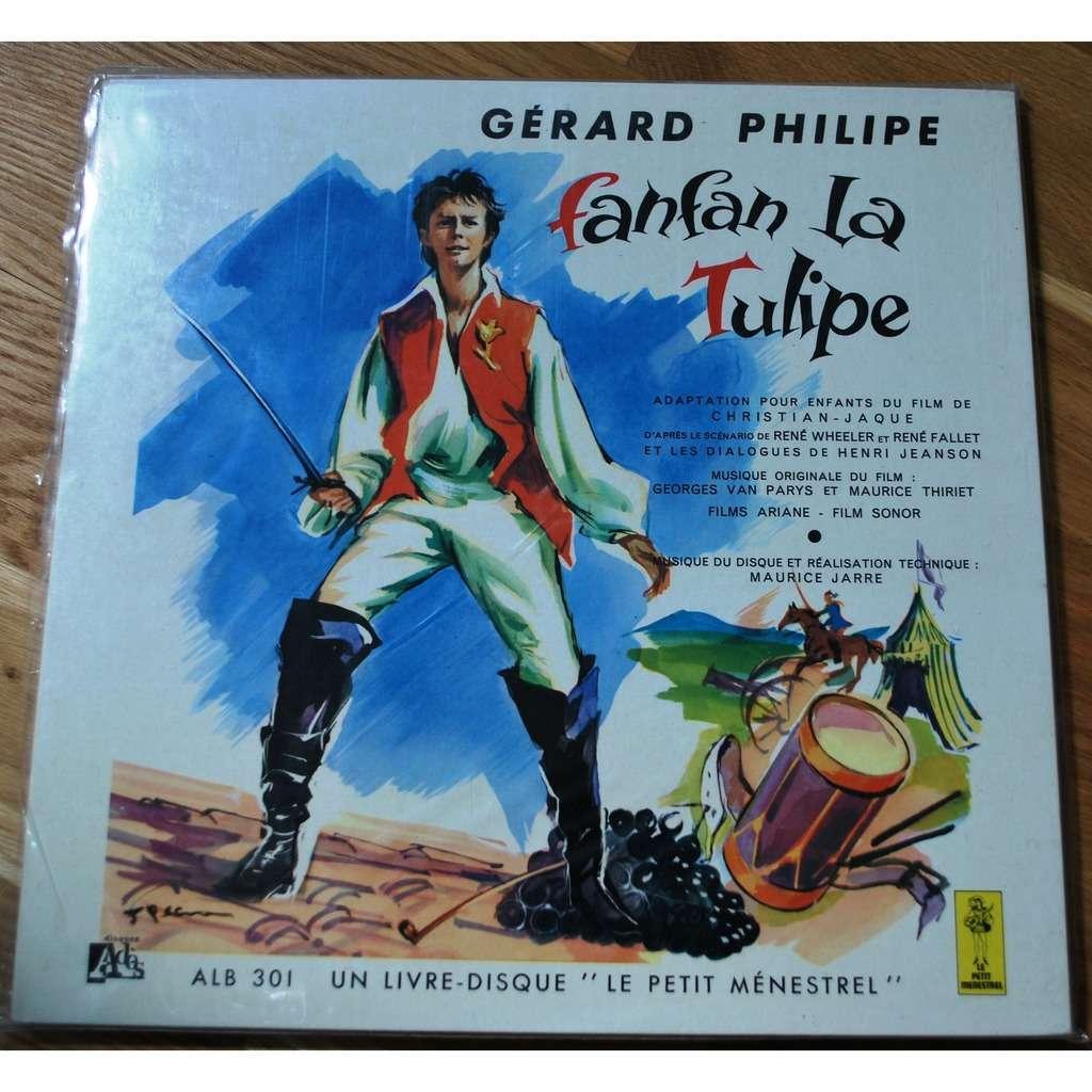 PHILIPPE Gérard Fanfan la tulipe