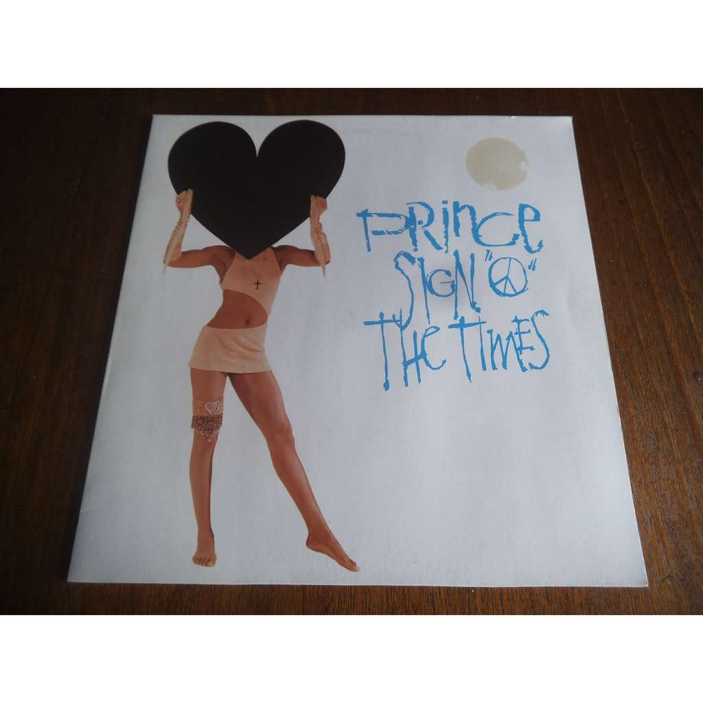 prince Sign O The Times / la,la,la,he,he,hee