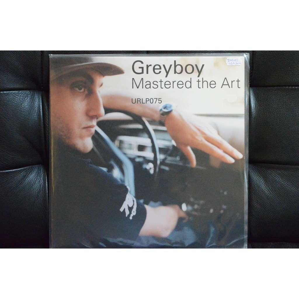 Greyboy Mastered The Art