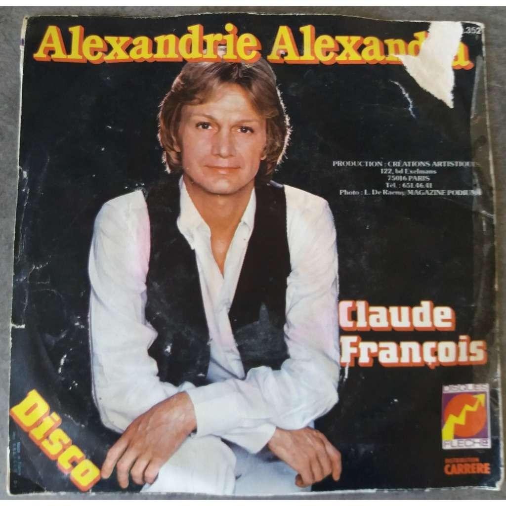 CLAUDE FRANCOIS ALEXANDRIE ALEXANDRA / EVE