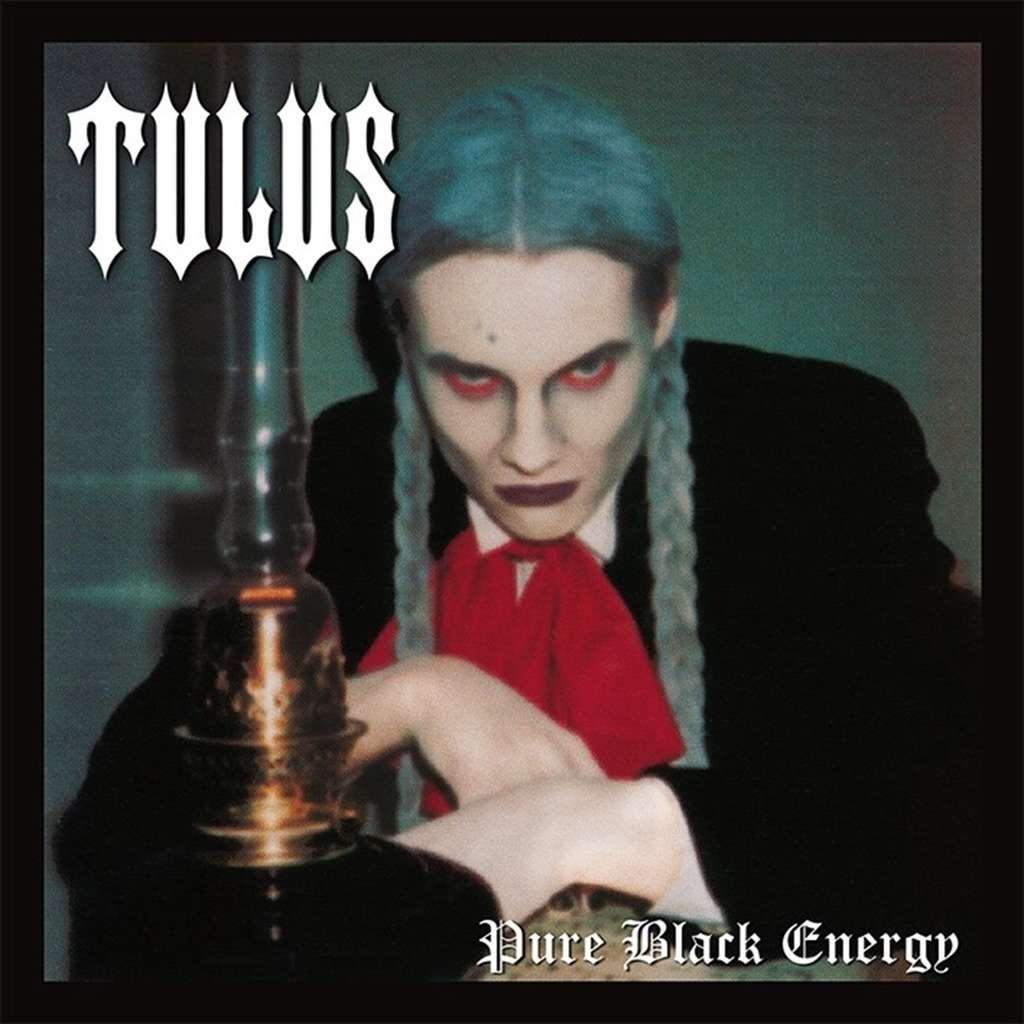 TULUS Pure Black Energy. White Vinyl