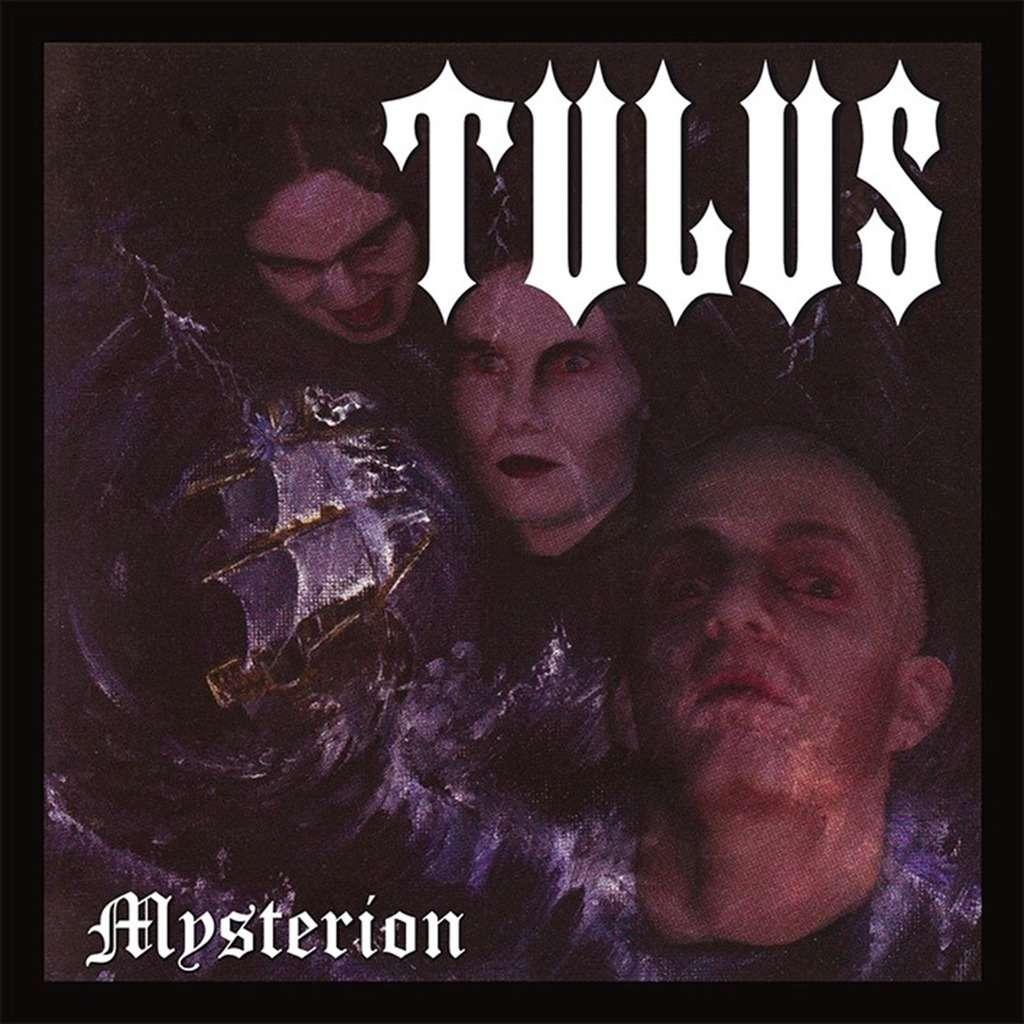 TULUS Mysterion. Black Vinyl