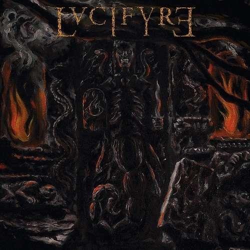 LVCIFYRE Sacrament. Black Vinyl