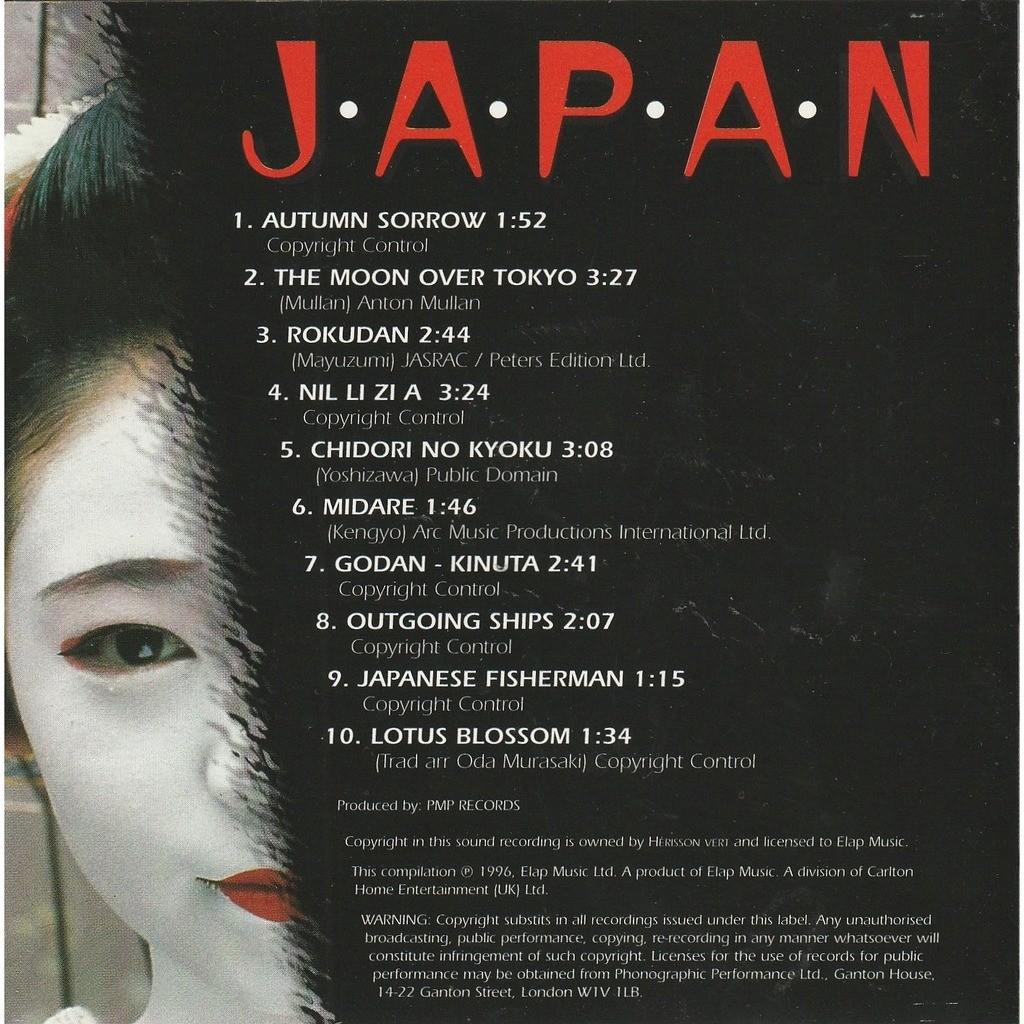 Wonderful World japan