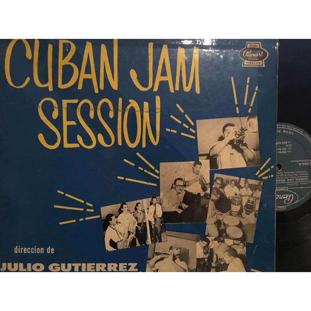 Julio Gutierrez	Cuban jam session vol. 2
