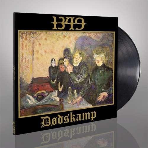 1349 Dodskamp. Black Vinyl