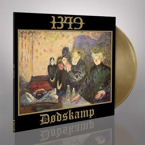 1349 Dodskamp. Gold Vinyl