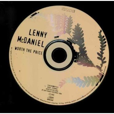lenny McDaniel Worth the price