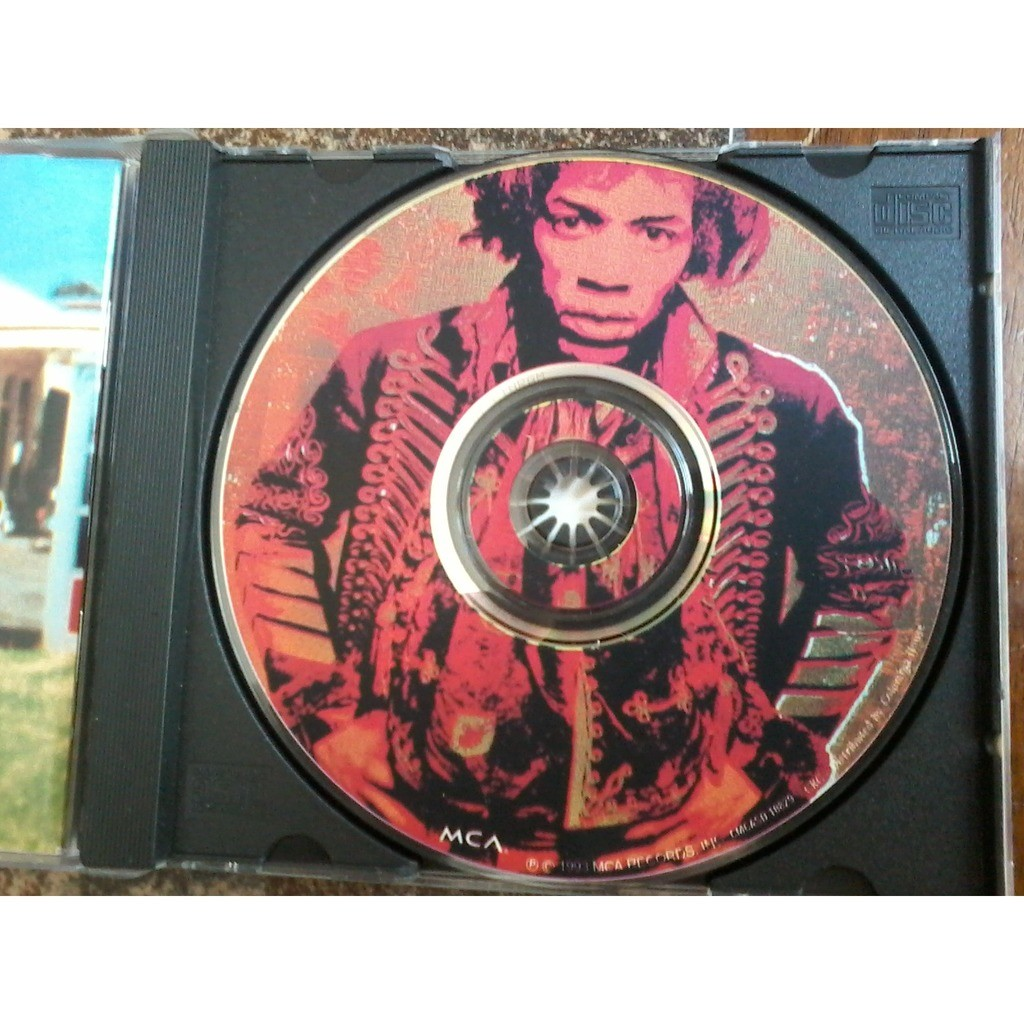 jimi hendrix the ultimate experience